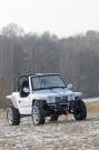 Quadix: Xingyue Buggy 800 4x4: wahlweise auch mit Türen, dann aber ohne den markanten Jeep-Kühlergrill
