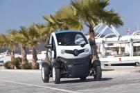 Renault Twizy: Elektro-Quad für die Stadt ab 6.990 Euro + 50 bis 72 Euro Monatsmiete für den Akku