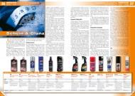 ATV&QUAD Magazin 2012/04, Seite 36-37, Service Kunststoff-Pflegemittel: Schein & Glanz