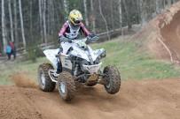 GCC German Cross Country 2012, 1. Lauf in Triptis: Ollie Rouckova auf Can-Am Renegade 500