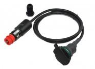 Baas bike parts, Kabel ZA14: versorgt den Tankrucksack mit Bordstrom