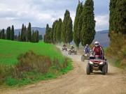 TOSCANAtours: 'Offroad Total' – die Tour für ATVs und Quads beim Spezialisten im toskanisch-umbrischen Apennin