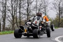 Austrian SuperMoto Quad Masters 2012: spektakuläre Drifts im Regen