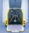 Anhänger 'Excalibur': eine der schönsten Möglichkeiten, wettergeschützt ein Quad zu transportieren