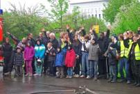 Initiative Glückliche Kinderherzen, Ausfahrt 2012: für ein paar Stunden alle Sorgen vergessen