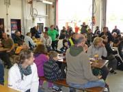 Initiative Glückliche Kinderherzen, Ausfahrt 2012: zu Gast bei der Freiwilligen Feuerwehr Stuttgart Weilimdorf
