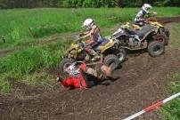 EM Endurance Masters 2012, 3. Lauf in Diehlo: Streit im Feld