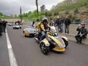 Can-Am Spyder Celebration 2012: Fahrzeug-Parade