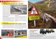 ATV&QUAD Magazin 2012/06, Seite 10-11, Aktuell / Recht & Steuern: Wechselkennzeichen in Deutschland; EU-Führerschein