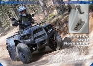 ATV&QUAD Magazin 2012/06, Seite 30-37, Test Cectek Gladiator 500 T5: Evolution statt Revolution