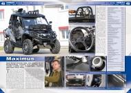 ATV&QUAD Magazin 2012/06, Seite 48-51, Umbau Schwab Commander 1000 Limited: Maximus