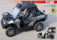 ATV&QUAD Magazin 2012/06, Seite 50-51, Poster Umbau Schwab Commander 1000 Limited: Maximus