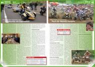 ATV&QUAD Magazin 2012/06, Seite 84-85, Szene / Erlebnis / Rennsport, Can-Am Spyder Celebratiton 2012: Community mit Eigenleben; EMX European Quad Challenge: Pech für Meister Couprie