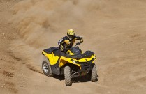 Can-Am Model-Range 2013: Outlander 500 / 650 / 800R / 1000