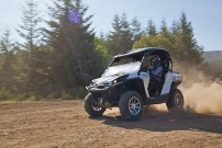 Can-Am Model-Range 2013: Commander XT, X und Limited ab Modell 2013 mit Servolenkung 'DPS'