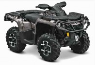 Can-Am Model-Range 2013: Outlander 1000