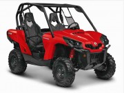 Can-Am Model-Range 2013: Commander 800 / 1000