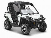 Can-Am Model-Range 2013: Commander 1000 Limited