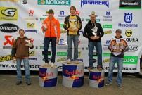 GCC German Cross Country 2012, 3. Lauf in Marisfeld: Podium Quad Pro