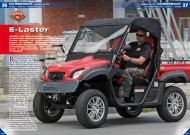 ATV&QUAD Magazin 2012/07-08, Seite 26-29, Fahrbericht Quadix E-UTV: E-Laster