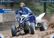 ATV&QUAD Magazin 2012/07-08, Seite 32-39, Test Yamaha YFM 700R MY2013: Raptor Forever