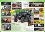 ATV&QUAD Magazin 2012/07-08, Seite 60-61, Szene Deutschland PLZ 7, Rolf Schroff: Grusel-Outlander