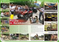 ATV&QUAD Magazin 2012/07-08, Seite 64-65, Szene Deutschland PLZ 9, Quadtreffen im Bayern-Park: Finale in Reisbach