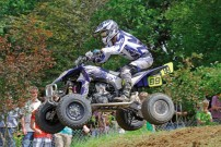 DMX 2012, 3. Rennen in Gerstetten: Noch gehandicapt - Sina Willmann