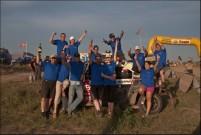 ASS Allrad Service Schneider, Quadconnection und STW Quad & ATV mit Polaris RZR 4 auf dem GORM 24-Stunden-Rennen am 17./18. August in Schwerin: Platz 3 für das Team Polaris Germany