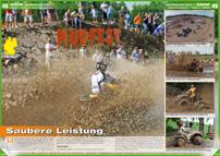 ATV&QUAD Magazin 2012/09-10, Seite 48-50, Szene Deutschland, PLZ 0/1, Mudfest 2012: Saubere Leistung