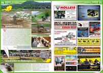 ATV&QUAD Magazin 2012/09-10, Seite 70-71, Szene Österreich, Austria X Team / Wippro: Sommertörl 2012; Quadclub Neusiedl: Quadtreffen im Südburgenland