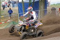 Team EM 2012 in Oss / NL: Jeremie Warnia