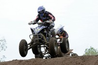 Deutsche MotoCross Quad Meisterschaft: Sina Willmann, DM-Rang 4