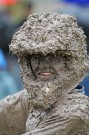 GCC German Cross Country 2012, Finale in Bühlertann: Schlamm-Spezialist Sandy Schulze als Sieger mit strahlend weißen Zähnen
