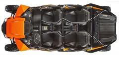 Arctic Cat WildCat 4 1000, Modell 2013: Platz für Vier