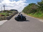 Erlkönig: Triton 700 RS auf dem Weg zum Strand
