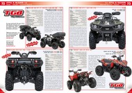 ATV&QUAD Katalog 2013: Rubrik 'ATVs & Quads'