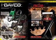 ATV&QUAD Katalog 2013: Bekleidung und Zubehör von Reaction