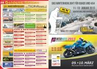 ATV&QUAD Katalog 2013: Termine, Quad-Vermietungen und Touren-Veranstalter