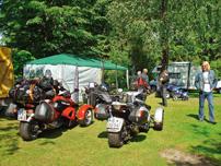 Scholly's Motorrad: Can-Am Spyder-Treffen Norddeutschland