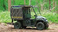 Rüdiger Marquardt, Einsatz Polaris Ranger EV 'Pirschmobil'