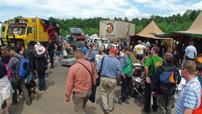 Abenteuer & Allrad: Offroad-Community konzentriert