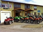 Quad Stop Bodensee: neues Ladenlokal in Allensbach