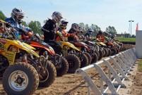 Mudfest 2013, MotoCross-Rennen: neue Startanlage