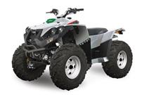 Dinli: 565 EVO 4x4, Modell 2013