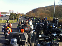 Quadfreunde Nordeifel: Ausfahrt zum Treffen 'Anlassen am Nürburgring' 2012