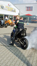 QJC-PowerSportCenter: Saisonstart-Party mit eigenem Stunt-Team