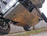 Quadix: Unterfahrschutz für Xingyue Buggy 800 4x4