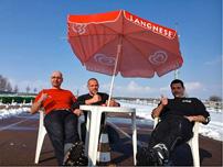 SQMG SuperQuad Masters Germany 2013, 1. Lauf in Belleben: eisige Kälte trotz Sonnenschein