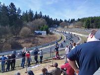 Tour zum 'Anlassen' am Nürburgring 2013